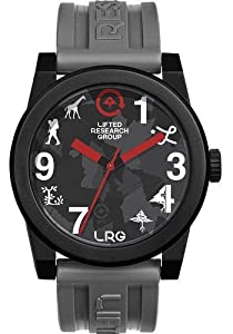 LRG Icon Black Camo Watch