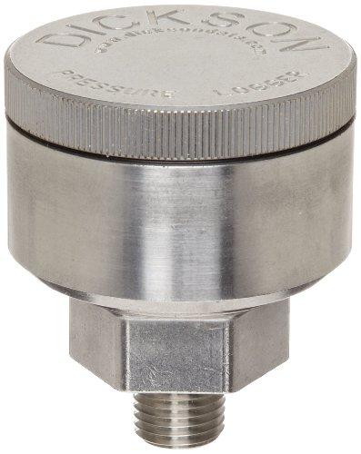 Gas Pressure Data Logger : Dickson pr compact pressure data logger psi