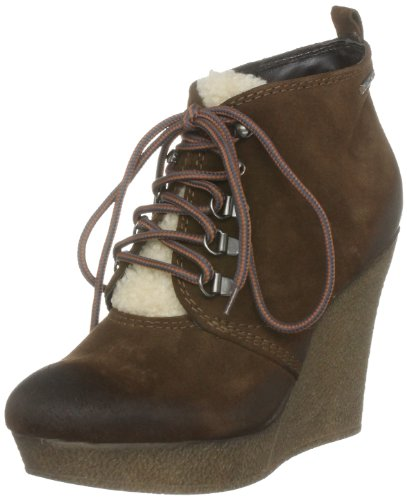 Diesel Women's Enos Mustang Wedge Heel Y00286Pr086T2166 7 UK