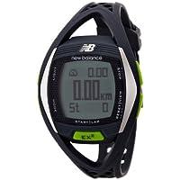 [ニューバランス]new balance 腕時計 EX2 901 心拍計測機能搭載ランニングウォッチ グレー×グリーン EX2-901-003 メンズ 【正規輸入品】
