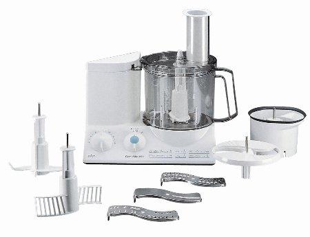 Braun Multiquick 3 K650 Kitchen Machine 600 Watt