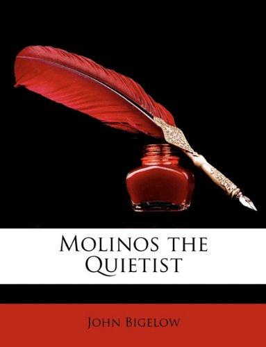 Molinos the Quietist