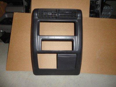 jeep wrangler tj radio bezel shroud 97 02 dash vent. Black Bedroom Furniture Sets. Home Design Ideas
