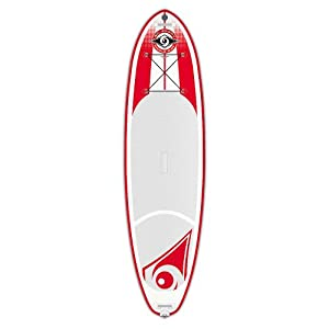 BIC Sport SUP Air Red / White 10FT 6IN