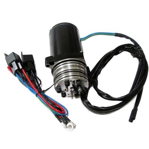 Tilt trim motor pump mercury outboard 35 45 50 60 new for Trim motor for mercury outboard