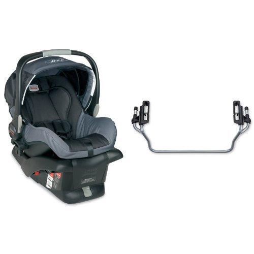 bob b safe infant car seat and single infant car seat adapter for britax electronics electronics. Black Bedroom Furniture Sets. Home Design Ideas