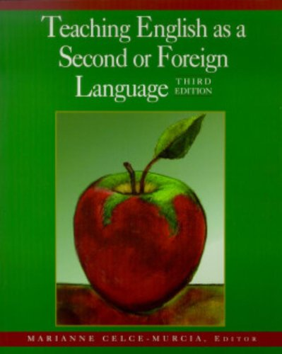 Teaching English as a Second or Foreign Language, 3rd...