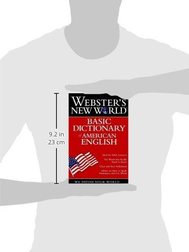 basic dictionary of american english