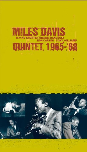 Miles Davis Quintet 1965-1968 (Exp) by Miles Davis, Wayne Shorter, Herbie Hancock, Ron Carter and Tony Williams