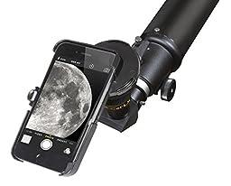 Celestron 93696 Smartphone Adapter, XCEL-LX-to-iPhone 6 Plus (Black)