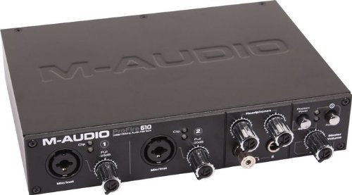 M-Audio ProFire 610 Firewire Audio Interface