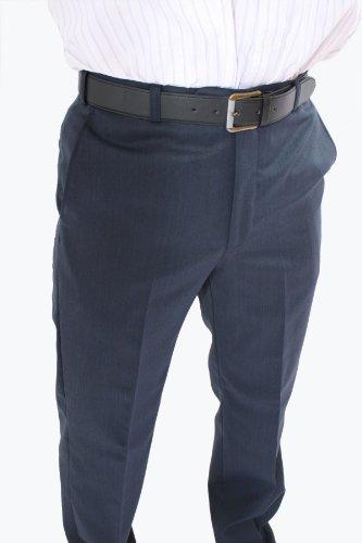 Daniel Grahame Prestige Mens Trousers 40inch Waist 33inch, Dark Blue (28)