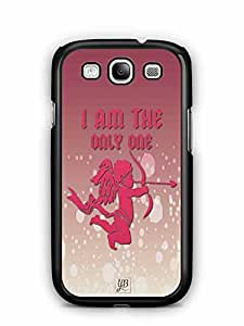 YuBingo I am the Only one Designer Mobile Case Back Cover for Samsung Galaxy S3