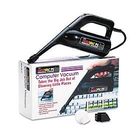 Metropolitan Vacuum Data-Vac(R) PC Replacement Filter Bags, Pack Of 5