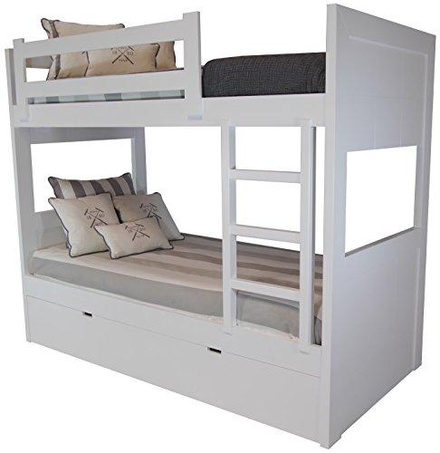 Sue omueble litera 3 camas dm mdf 4 cms no melamina - Literas nido 3 camas ...