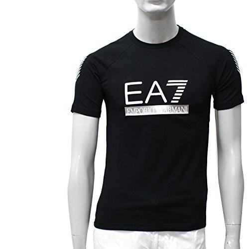 (エンポリオ・アルマーニ)EMPORIO ARMANI『EA7』ラグラン半袖Tシャツ 273983 6P209 00020 [並行輸入品]