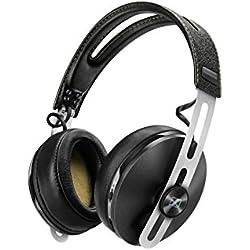 Sennheiser Momentum 2.0 Over Head Wireless - Auriculares de diadema cerrados inalámbricos (BT APTX / NFC, cancelación de ruido), color negro