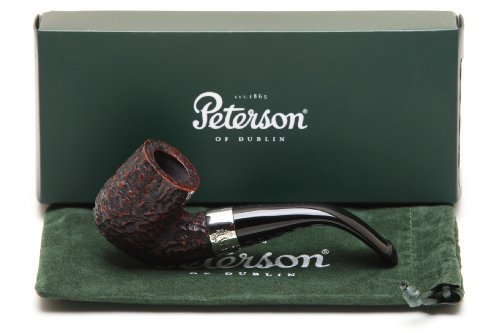 Peterson Donegal Rocky 338 Tobacco Pipe PLIP