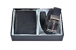 SCHARF Belt Wallet Combo Set CBW01C