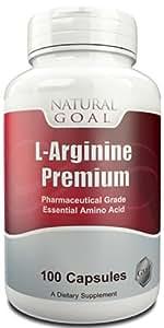 L arginine pharmaceutical grade