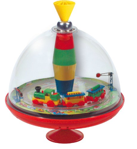 Panorama Spinning Top - 1