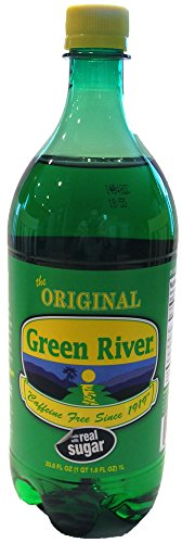 Green River Soda Pop (2 Pack) (Green River Soda Syrup compare prices)