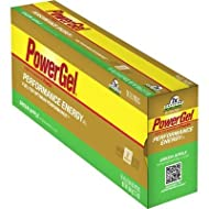 PowerBar Power Gel with C2 MAX - Box of 24 - Green Apple - With Caffeine