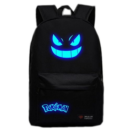 Pocket Monster Anime Cosplay Bag Backpack School Bag (Pokemon Cool compare prices)
