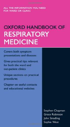 Oxford Handbook of Respiratory Medicine (Oxford Handbooks Series)