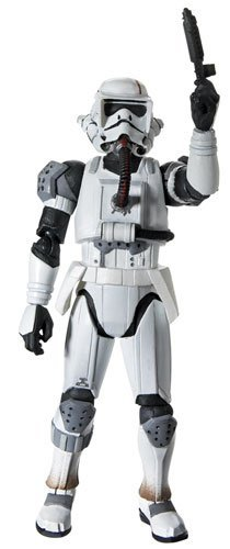 Star Wars Basic Figure Force Unleashed Imperial Jumptrooper