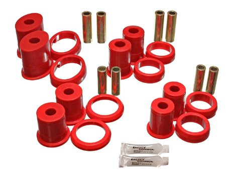 Energy Suspension 4.3155R Rear Lower Control Arm Bushing with Thrust Washer (Polyurethane Washer compare prices)