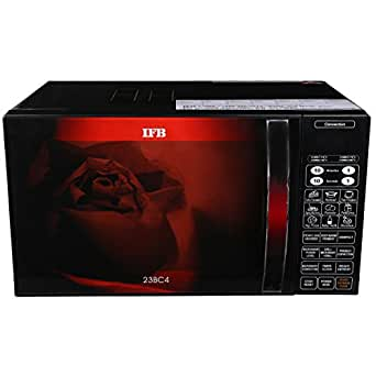 Ifb 23 L Convection Microwave Oven 23bc4 Black Floral