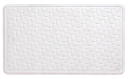 AquaTouch Rubber Safety Bath Mat, Medium - 1