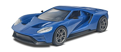 Revell SnapTite 2017 Ford GT Model Kit (Ford Model Car Kits compare prices)
