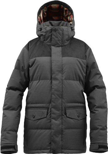 Burton Damen Snowboardjacke Foxx Down, true black, L, 276440