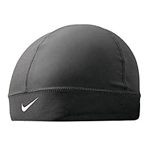 Amazon Com Nike Pro Combat Youth Banded Skull Cap Black