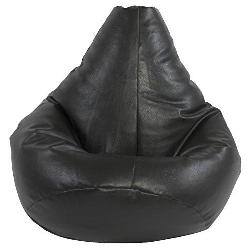 x-l-highback-gaming-beanbag-faux-leather-black-bean-bag-chair