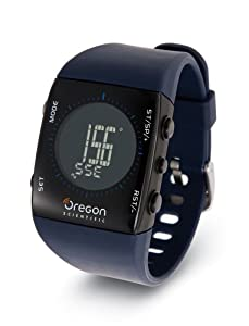 Oregon Scientific RA122 Track Digital Compass Watch