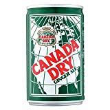 Schweppes Canada Dry Ginger Ale 150ml Can x Case of 24