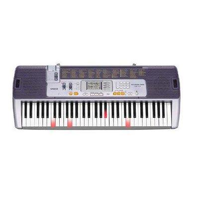 Casio Lk110 Electronic Keyboard Key Lighting / Midi