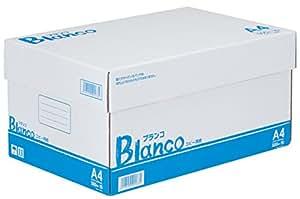 高白色 コピー用紙 ブランコ A4 500枚×10冊/箱