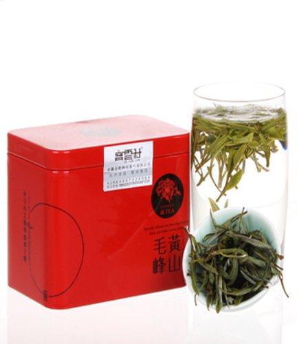 Huangshan Maofeng Tea Canned 45 G 2013 Fresh Tea Green Tea