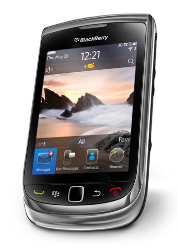 Blackberry Torch 9800 Unlocked