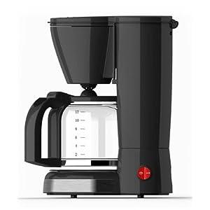12 Cups Coffee Maker Color: Black