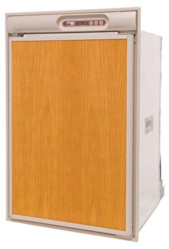 Norcold N410UR 4 cu. ft. 1 Door Refrigerator (2-Way AC/LP, Right Hand Door with Taupe Trim & Upper Door Handle) (Norcold Fridge Freezer compare prices)