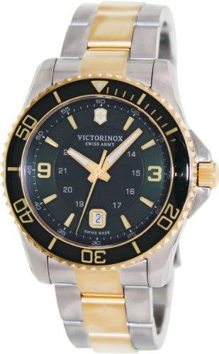 Victorinox Swiss Army Men's 241605 Stainless Steel Watch