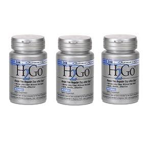 Lane Labs H2Go - 90 Tablets - Pack of 3 Bottle