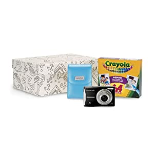 411rx7mt7nL. SL500 AA300  Olympus FE 46 12MP Digital Camera Crayola Kit   $70 + free S&H