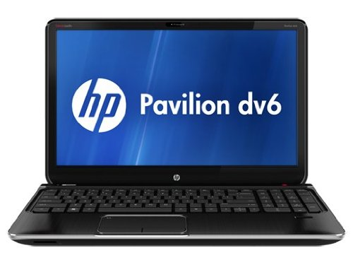 HP Pavilion DV6-7000 15.6 1080p Anti-Dazzle Quad HYBRID series, 3rd Gen Intel Core i7 Ivy Bridge GDDR5 Nvidia Gaming Laptop in Midnight Blackguardly DV6T