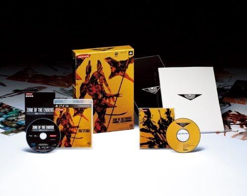 ZONE OF THE ENDERS HD EDITION PREMIUM PACKAGE (限定版)【数量限定特典】「メタルギア ライジング リベンジェンス」体験版/プレミアム映像 DLコード同梱